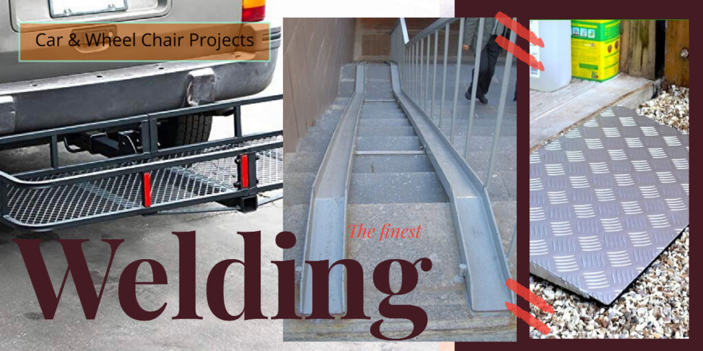 ramps welding projects